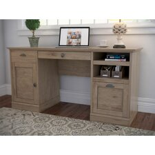 Bowerbank Executive Desk with File
