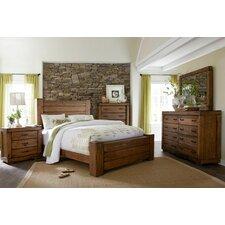 Hilton Panel Customizable Bedroom Set