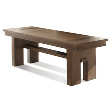Paonia Wooden Dining Bench