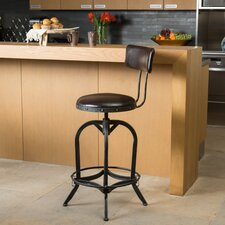 Round Seat Bar Stools You Ll Love Wayfair
