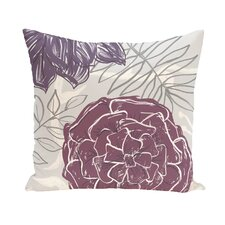 Katrina Polyester Throw Pillow