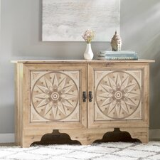 Collier Antigua Chestnut Storage Cabinet