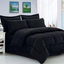 8 Piece Reversible Comforter Set