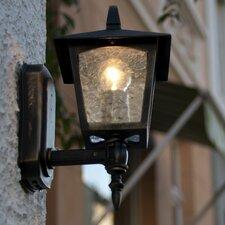 Motion Sensor 1 Light Wall Lantern