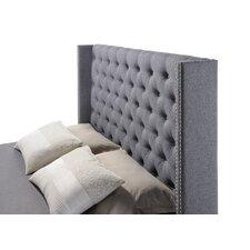 Upholstered Platform Bed  Altos Home
