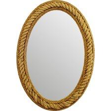 Skipper Rope Wall Mirror