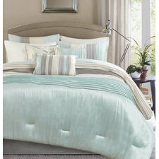 Amherst 7 Piece Reversible Comforter Set