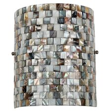 Woodfin 1-Light Wall Sconce