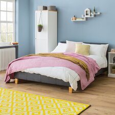 Camila Upholstered Bed Frame