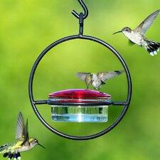 Hanging Sphere Hummingbird Feeder