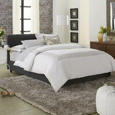 Patrica Upholstered Platform Bed  Latitude Run