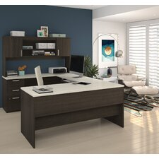 Barts U-Shape Executive Desk