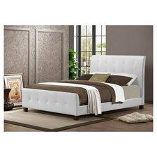Albury Upholstered Platform Bed  Latitude Run