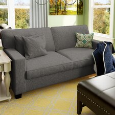"Lonnie 73"" Track Arm Loveseat"