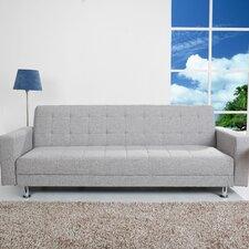 Wantaugh 3 Seater Clic Clac Sofa Bed