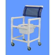 Standard Commode Shower Chair