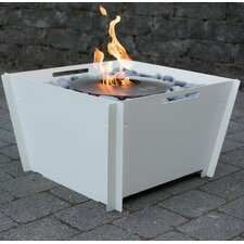 White Cream Outdoor Fireplaces Wayfair Supply