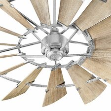 "72"" Windmill 15-Blade Ceiling Fan"