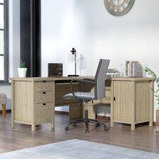 Demorest L-Shape Executive Desk