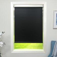 Black Blackout Roller Shade