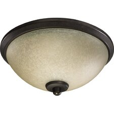 Alton 3-Light Bowl Ceiling Fan Light Kit