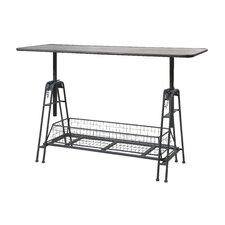 Adjustable Height Console Amp Sofa Tables You Ll Love Wayfair