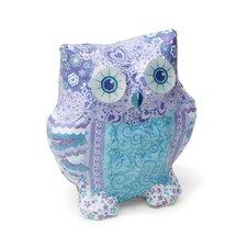 Owl Decoupage Made Easy Craft Set