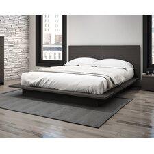 Modena Queen Platform Bed  Stellar Home Furniture