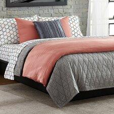 Upholstered Platform Bed  DHP