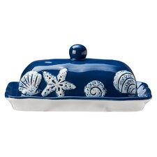 Shoreline Butter Dish