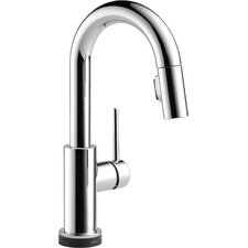Trinsic® Kitchen Touchless Single Handle Pull Down Bar Faucet