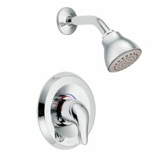 Chateau Posi-Temp Thermostatic Shower Faucet Valve with Lever Handle
