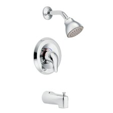 Chateau Posi-Temp Thermostatic Tub and Shower Faucet  with Lever Handle