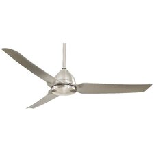 """54"""" Java 3-Blade Ceiling Fan with Remote"""