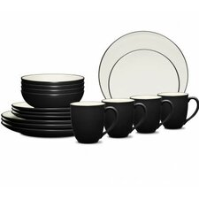 Colorwave 16 Piece Coupe Place Setting