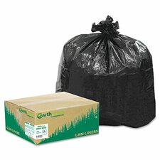 Extra Heavy Grade Recycled Can Liners (Pack of 100)