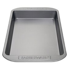 Nonstick Rectangular Cake Pan  Farberware