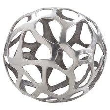 Ennis Web Sphere Sculpture