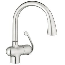 Ladylux Single Handle Hole Bathroom Faucet