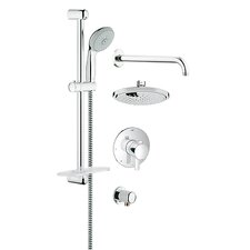 GrohFlex Pressure Balance Tub and Shower Faucet