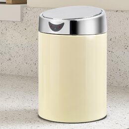 bathroom bins - White Bathroom Accessories Uk