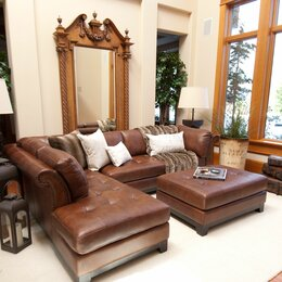 living room leather furniture. Leather Living Room Sets  Sectionals Furniture You ll Love Wayfair