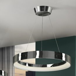 lighting pendants. chrome pendants lighting