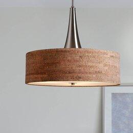 Led Bathroom Centre Light modern ceiling lights | allmodern