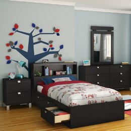 Childrens Storage Beds For Small Rooms kids' bedroom furniture you'll love | wayfair