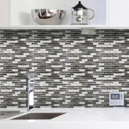 peel and stick backsplash tile wall tile
