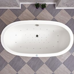 air bathtubs