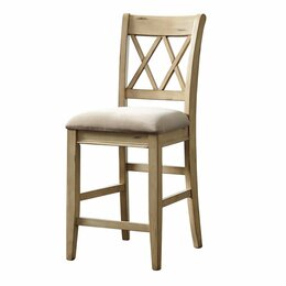 Solid Wood Bar Stools  sc 1 st  Wayfair : bar chair stool - islam-shia.org