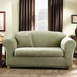 Charming Loveseat Slipcovers