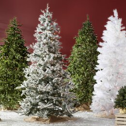 Artificial Christmas Trees You'll Love | Wayfair